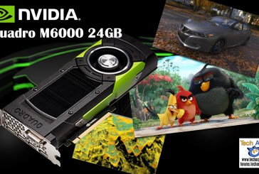NVIDIA Quadro M6000 24GB Speeds Up Design Workflows