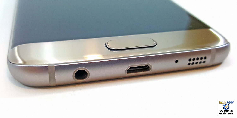 Samsung Galaxy S7 edge ports