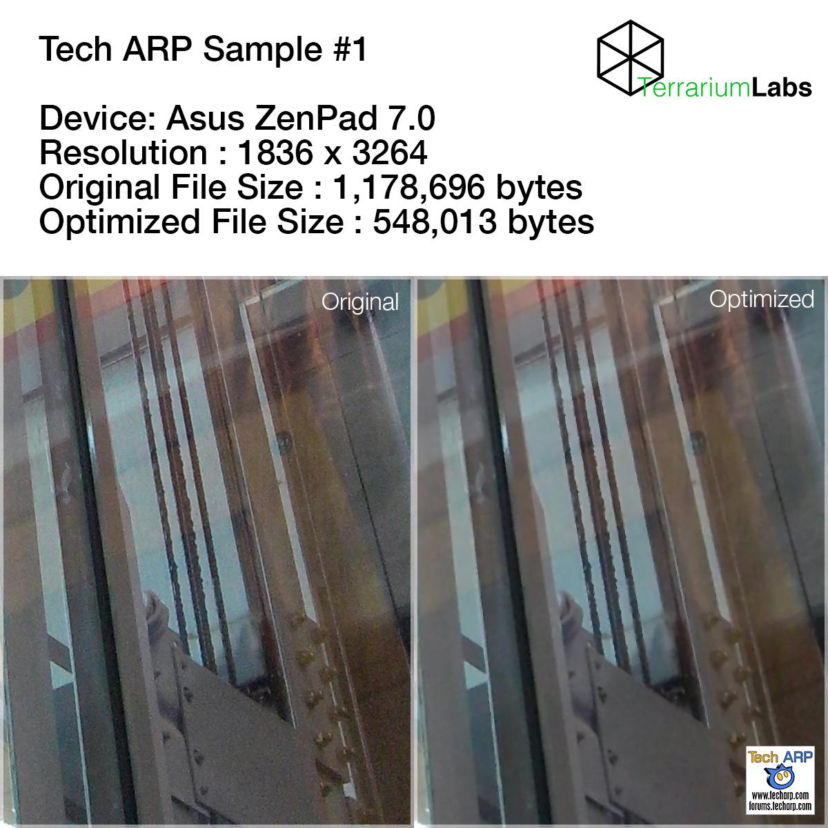 Stacker NAND photo sample 1