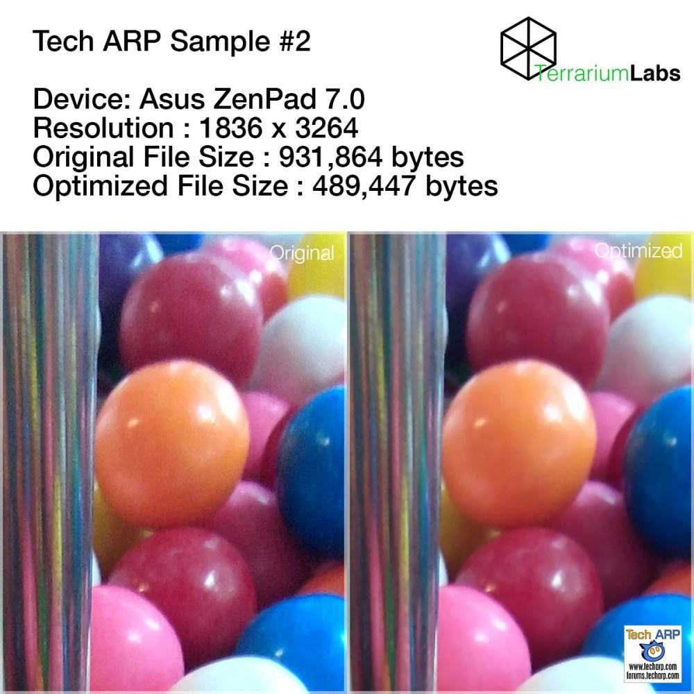 Stacker NAND photo sample 2