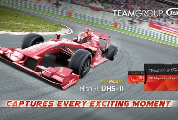 Team Group microSDXC UHS-II U3 Memory Card Launched
