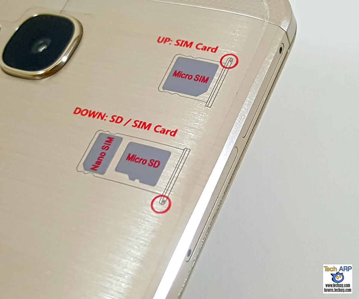 honor 5X Smartphone Slots