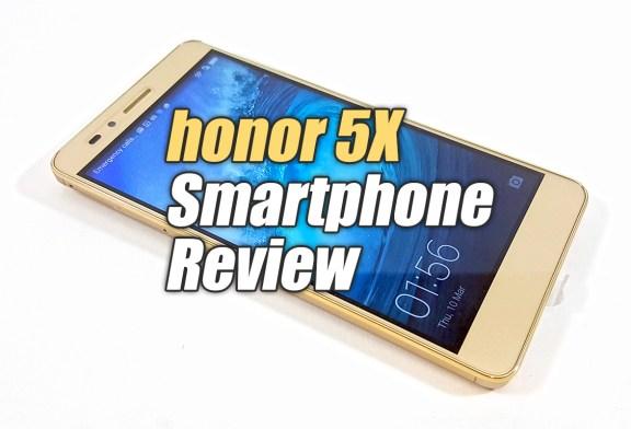 honor 5X Smartphone Review Rev. 2.0