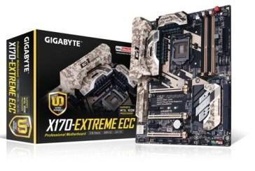 GIGABYTE GA-X170 Extreme Now Thunderbolt 3 Certified