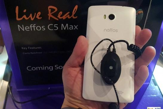 Neffos C5 Max Smartphone
