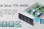 QNAP Double Server TDS-16489U Launched
