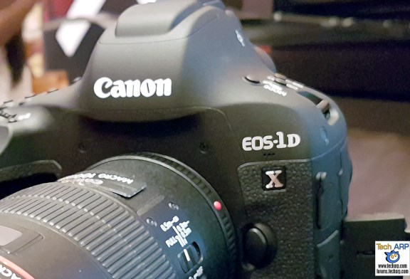 Canon 1D X Mark II First Look