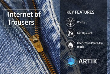 Samsung Internet Of Trousers Fashion Range Unveiled