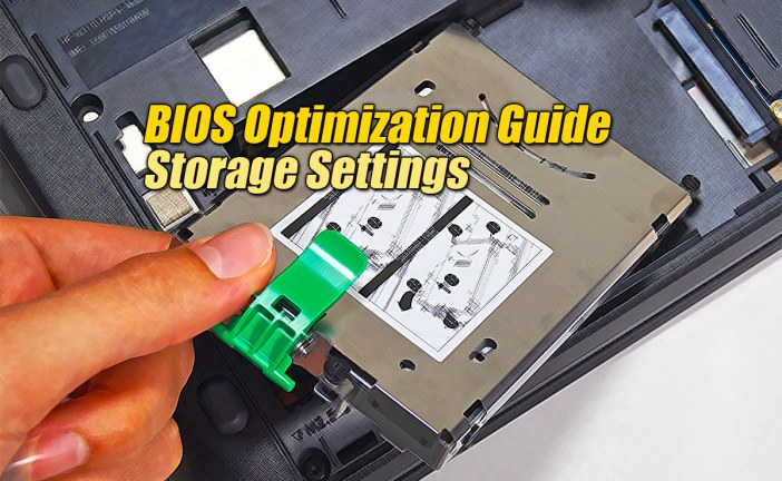 SATA Mode – BIOS Optimization Guide