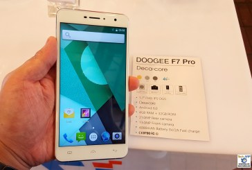 Doogee F7 Pro 10-Core Smartphone Revealed