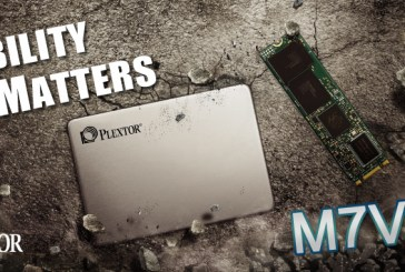 Plextor M7V Series SSD Released