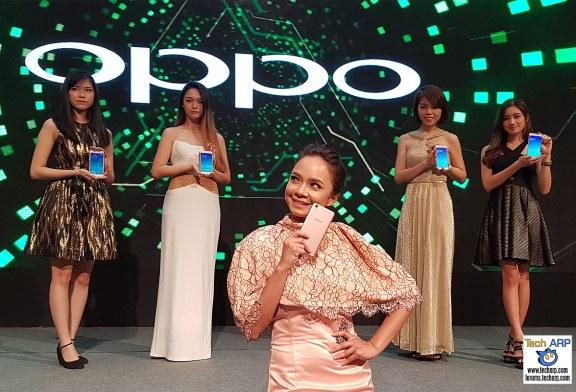 OPPO F1 Plus Launch With Nora Danish