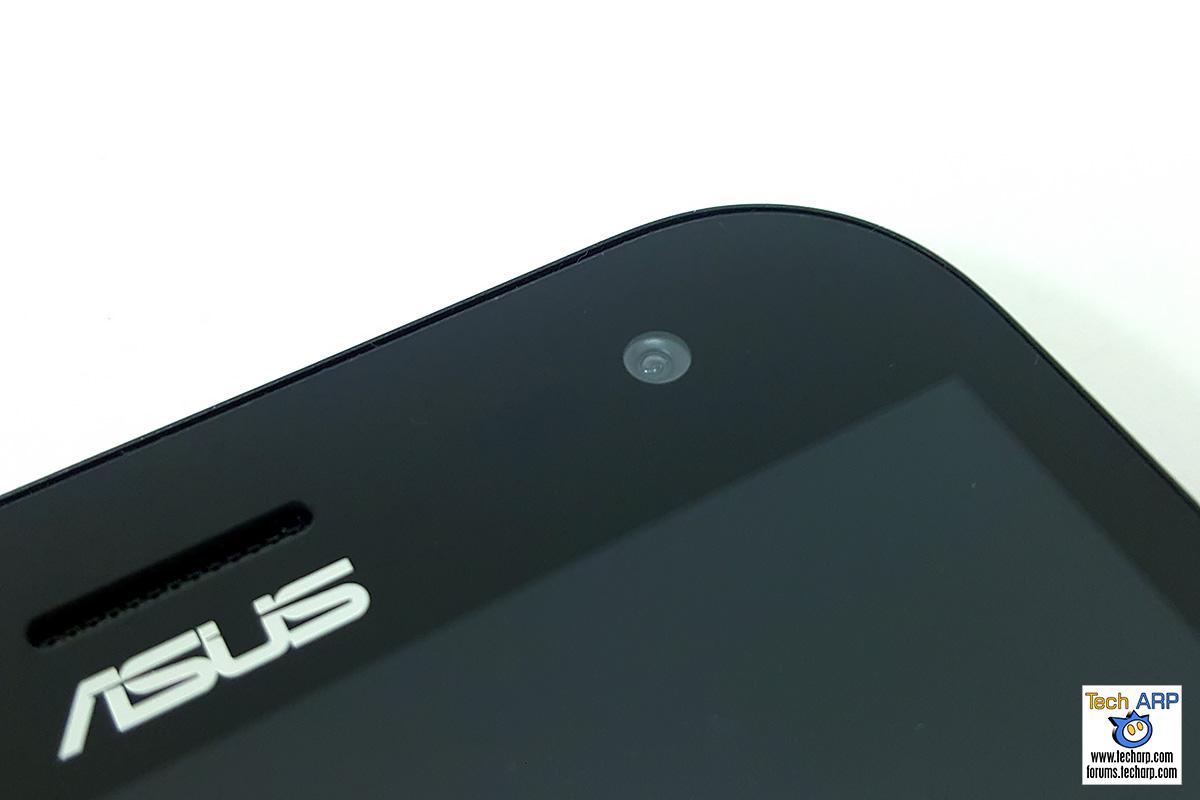ASUS ZenFone Zoom (ZX551ML) front camera