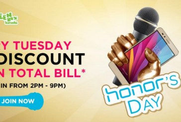 honor Day at Redbox Malaysia Every Tuesday