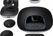 Logitech GROUP Video Conferencing System Launched
