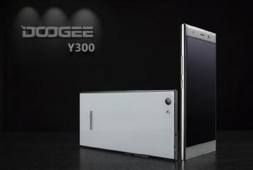 Doogee Y300 Smartphone Unveiled