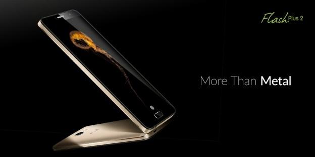 Flash Plus 2 Metal Case Launched