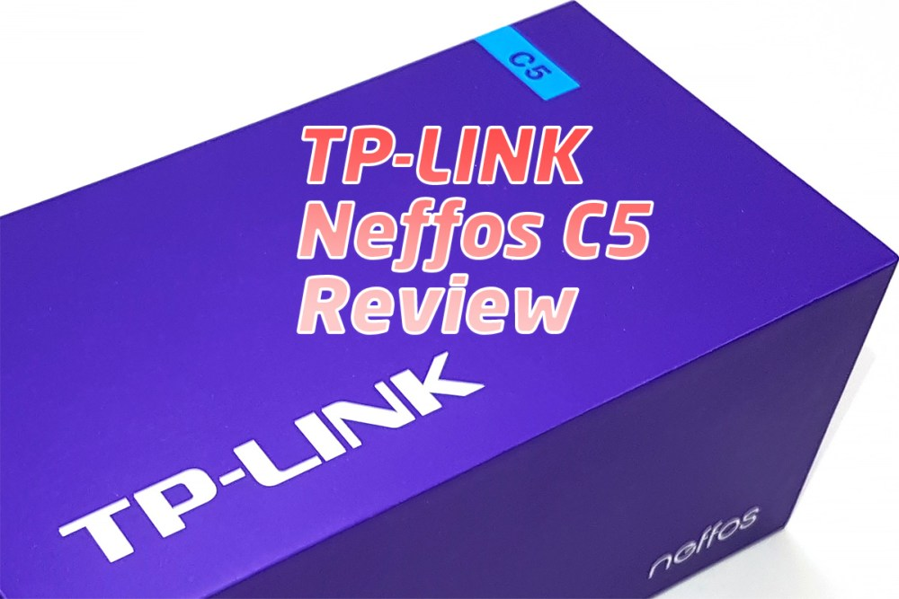 TP-LINK Neffos C5 Smartphone Review