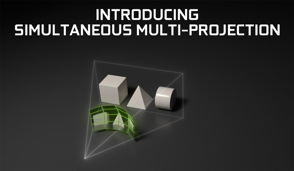 NVIDIA Simultaneous Multi-Projection Explained