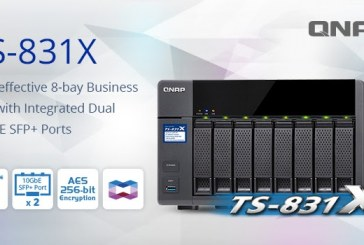 QNAP TS-831X Business NAS Launched