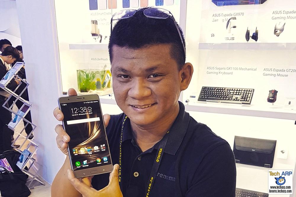 The ASUS ZenFone 3 Sneak Peek & Hands-On Preview