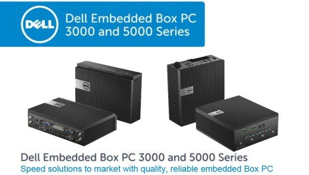 Dell Embedded Box PC 3000 And 5000 Series Launched