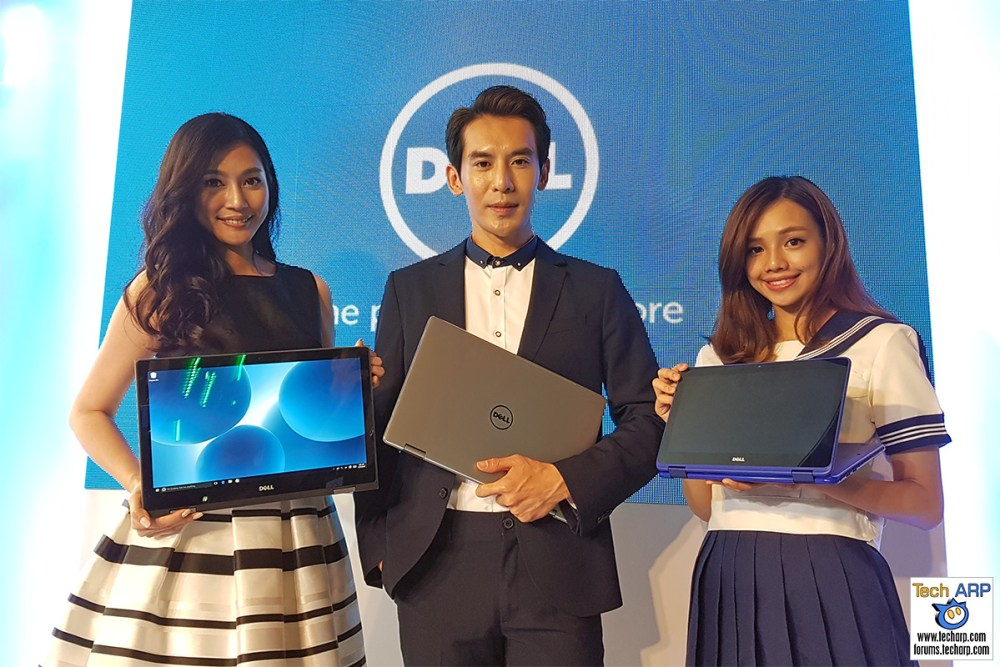 Dell Inspiron 17 7000 - World's Largest 2-in-1 Laptop