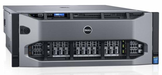 Dell PowerEdge R930 & R830 4-Socket Servers Announced