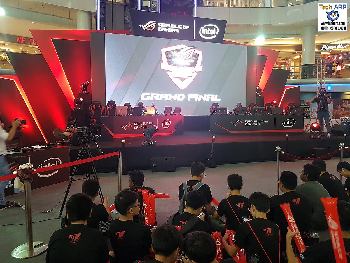 2016 ROG Champions Cup (League of Legends) Finals