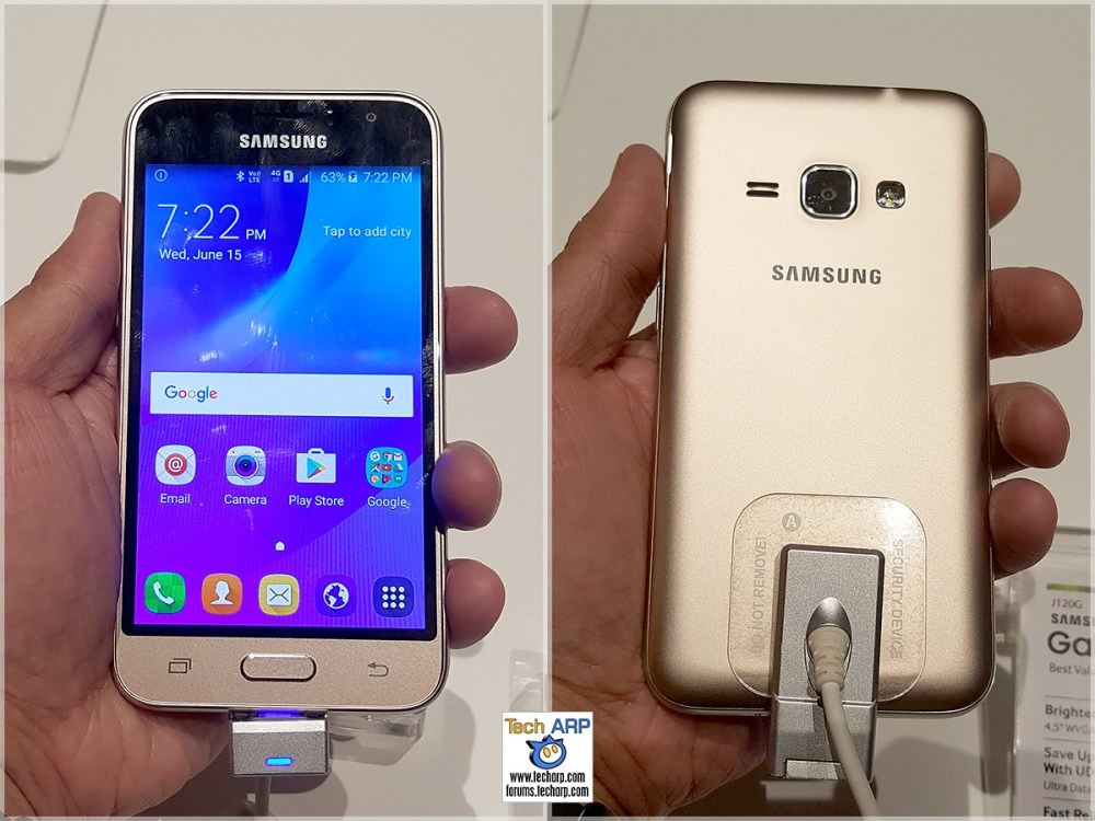2016 Samsung Galaxy J Series Hands-On Preview