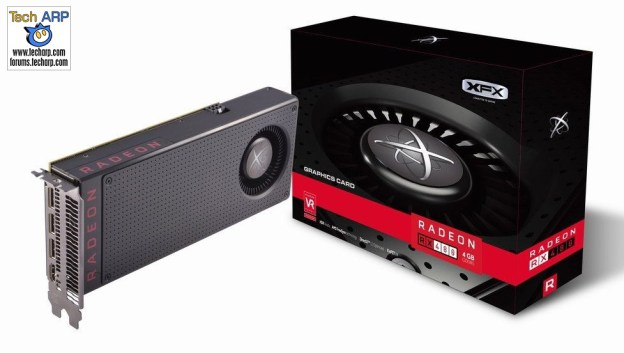 Sapphire & XFX Radeon RX 480 Now Available In Malaysia!
