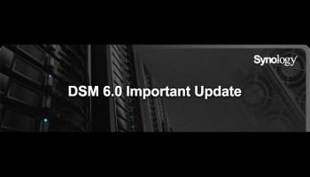 Synology DSM 6 0-7321 Important Update | Tech ARP