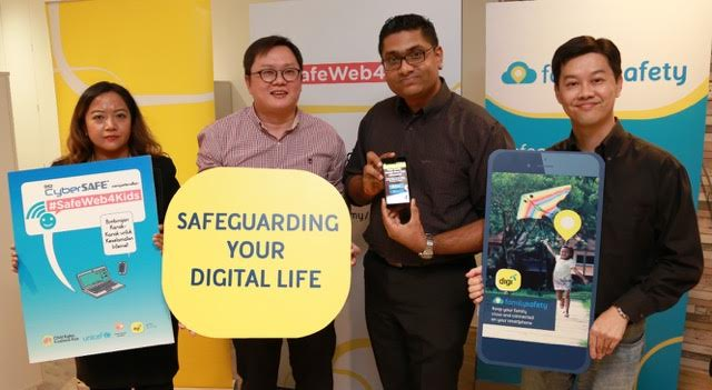 Digi Family Safety App & SafeWeb4Kids Workbook Launched