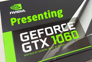 NVIDIA GeForce GTX 1060 Revealed