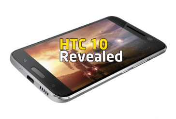Power Of 10 – The HTC 10 Smartphone Revealed