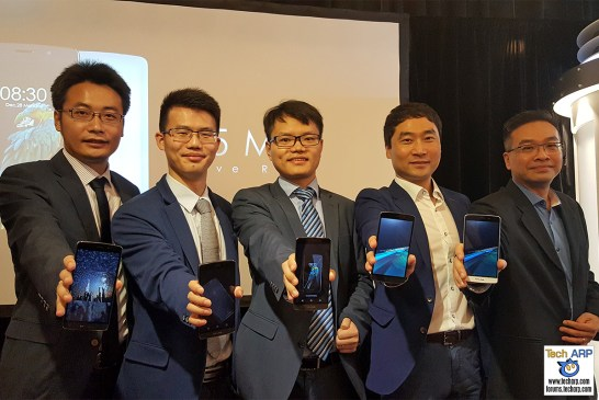 TP-LINK Neffos C5 Max Revealed