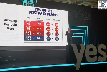Yes 4G LTE Prepaid & Postpaid Plans Revealed