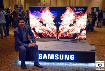 Samsung 2016 SUHD TVs & Soundbars Revealed