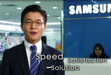 Samsung Customer Service Is Quick & Efficient