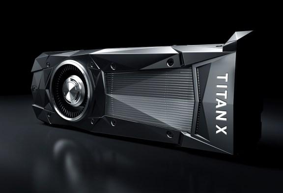 NVIDIA TITAN X Graphic Card Unveiled