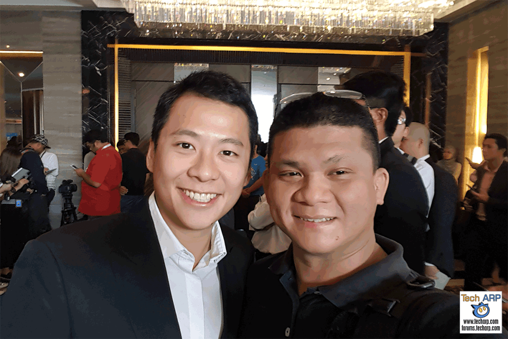 Yes 4G LTE Network Launch - Jacob Yeoh & Dr. Adrian Wong