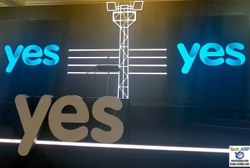 Yes 4G LTE Network Launch Coverage