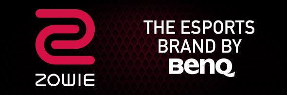 BenQ Declares ZOWIE Represented eSports