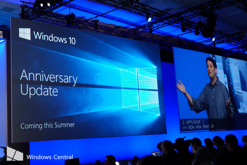 Windows 10 Anniversary Update Availability Announced