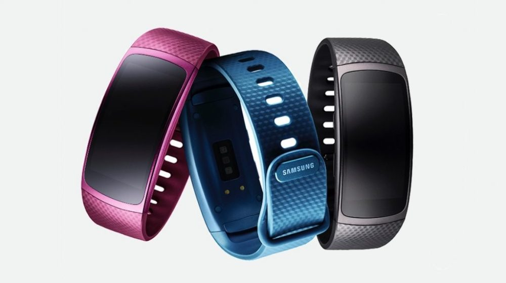 Samsung Wearable Fitness Gears Arrived