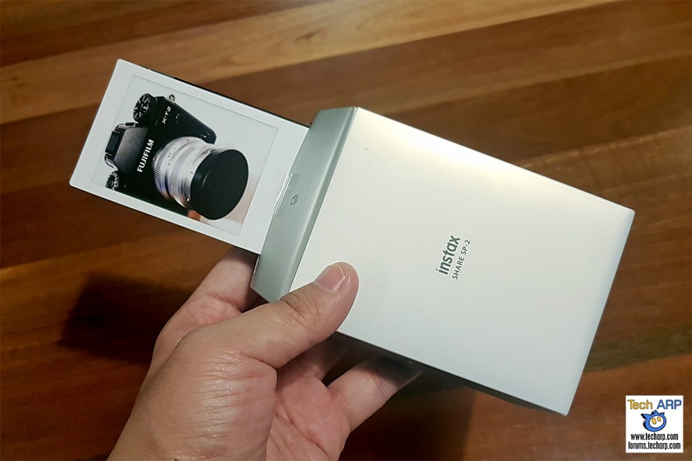 Instax SHARE SP-2 Mobile Printer Hands-On Preview