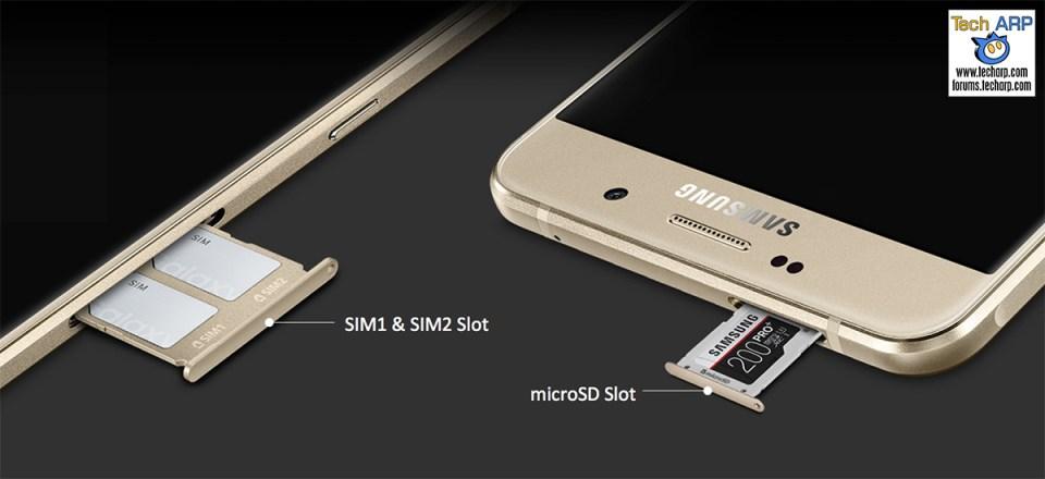 Go Big With Samsung Galaxy A9 Pro