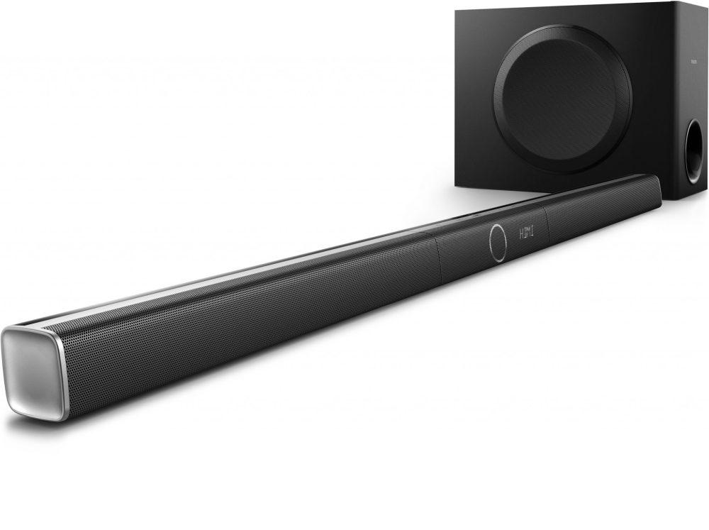 Gibson Introduces Philips HTL5160B Soundbar Speaker