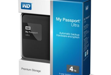 WD My Passport Ultra 4TB Portable Drive Launched