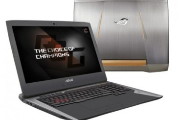 ROG G752 With NVIDIA Pascal GPU Now Available
